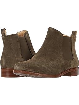 Women's Clarks Chelsea Boots + FREE