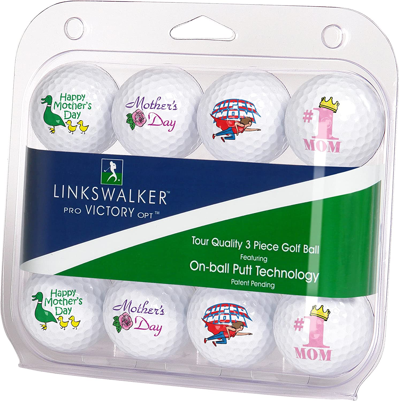 Sales for sale LinksWalker Mother's OFFicial store Day - Balls Dozen Golf Mix