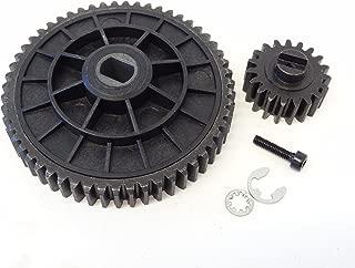 Rovan Steel 19/55 Tooth High Speed Spur Gear Set, HPI Baja 5B 5T 5SC King Motor