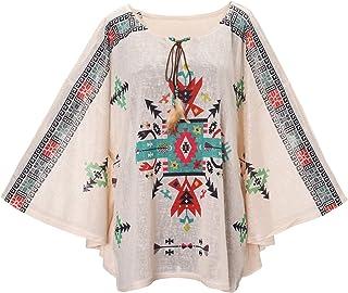 INTERESTPRINT Womens Crew Neck Pullover Cute Emoticon Hearts Casual Sweatshirt Tops XS-XL