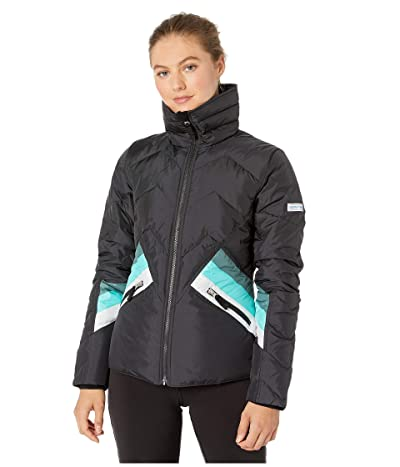 Obermeyer The Dusty Down Jacket (Out To Sea) Women