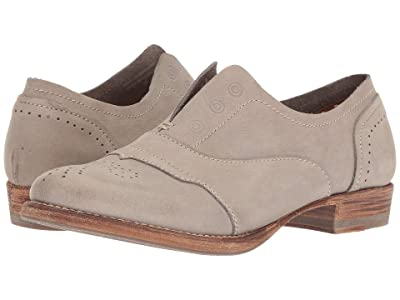 Blackstone Slip-On Cap Toe HL55 (Wild Dove) Women