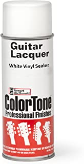 guitar paint white