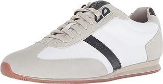 BOSS Hugo OrlandSneaker Shoes For Men, White, 43 EU
