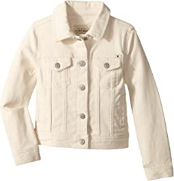 Brianna Denim Jacket in Natural (Little Kids)