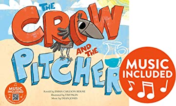 Best the crow and the pitcher story with pictures Reviews