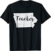 iowa teacher shirt