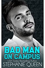 Bad Man on Campus: a Second Chance College Romance (Big Men on Campus Book 3) Kindle Edition