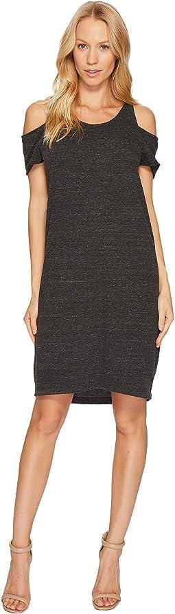 LAmade - Zadeth Cold Shoulder Tee Dress