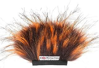 Gutmann Fur Microphone Windshield Windscreen for Marantz PMD 561 Special Model FIRE (Limited Edition)