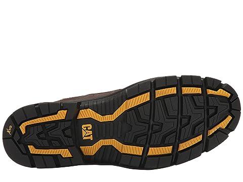 marrón Caterpillar Struts Compuesto compuesto impermeable oscuro YYFT04