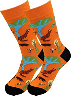 Real Sic Casual Designer Socks for Men and Women - Animal Pet Series - Breathable and Lightwear Cotton
