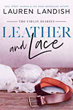 leather and lace book