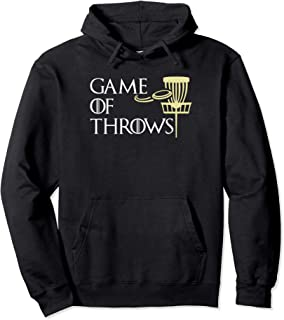 Funny Game Of Throws Disk Golf Men Women Gift Pullover Hoodie