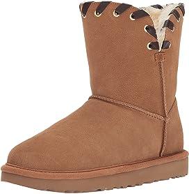 c0aec67e88a UGG Classic Short Spill Seam Boot   Zappos.com