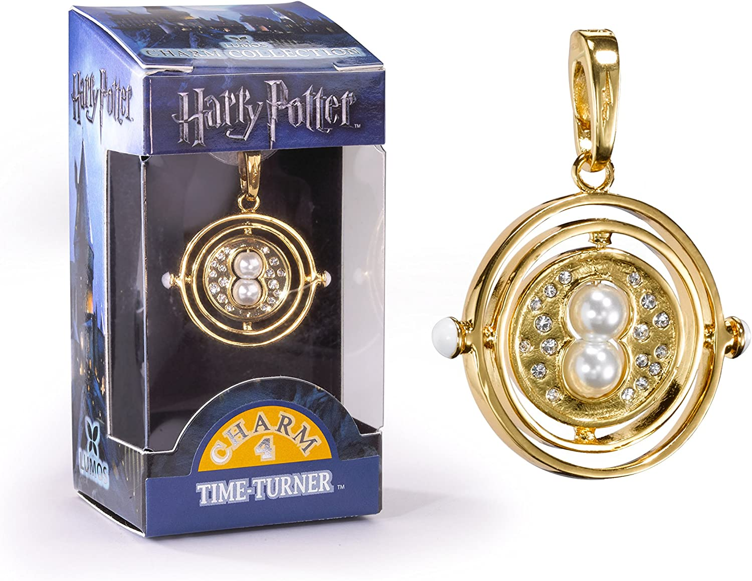 The Noble Animer and price revision Collection Max 75% OFF Lumos Harry Potter - Time Turne Charm 4 No.