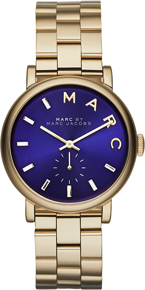 Marc jacobs orologio analogico al quarzo da donna MBM3343