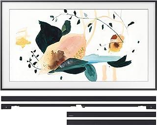"Samsung QN65LS03TA 65"" The Frame 4K Ultra High Definition Smart QLED TV with a Samsung VG-SCFT65BL 65"" Black Customization..."
