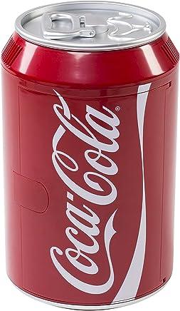 Charmant Cocacola 525600 Mini Réfrigérateur Rouge Hauteur 47,7 Cm 12/230 V