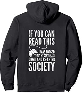 Funny Video Game Hoodie For Gamers Who Love Gaming
