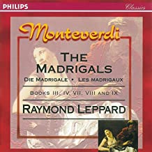 Best monteverdi madrigals book 4 Reviews