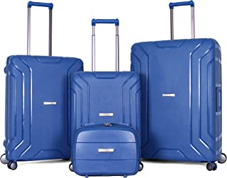 Titan Luggage set of 4 Pieces , Blue , 9756621