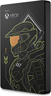 Seagate Game Drive for Xbox Halo - Master Chief LE, 2 TB, Draagbare Externe Harde Schijf, USB 3.2 Gen 1, Ontworpen voor Xb...