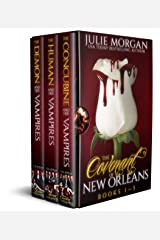 The Covenant of New Orleans: Books 1-3 Kindle Edition