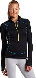 Columbia Women's Windefend 1/2 Zip Long Sleeve Shirt