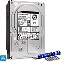 Dell 6TB SATA 6Gb/s 3.5