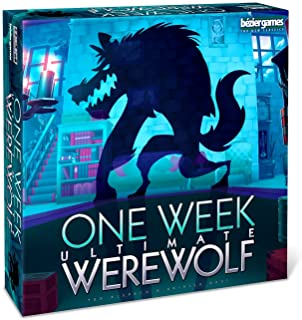 Best one week ultimate werewolf Reviews