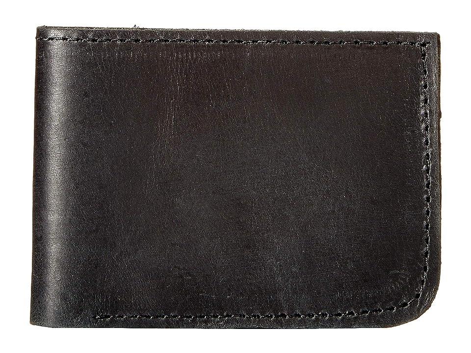 Image of ABLE Alem Bifold Wallet (Black) Handbags