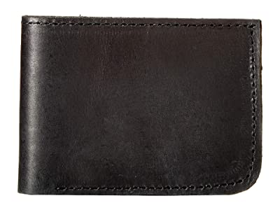 ABLE Alem Bifold Wallet (Black) Handbags