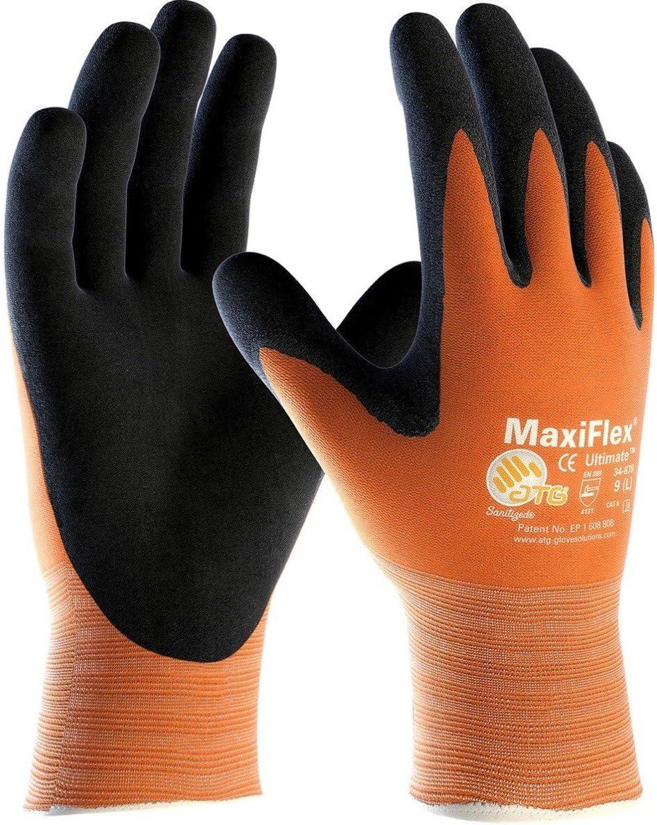 PIP 34-8014 Maxiflex Ultimate Nitrile Grip Coated Micro-Foam Cheap Nyl discount