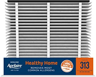 Aprilaire – 313 A1 313 Replacement Air Filter for Whole Home Air Purifiers, Healthy..