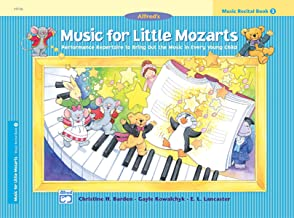 Music for Little Mozarts Recital Book, Bk 3: Performance Repertoire to Bring Out the Music in Every Young Child