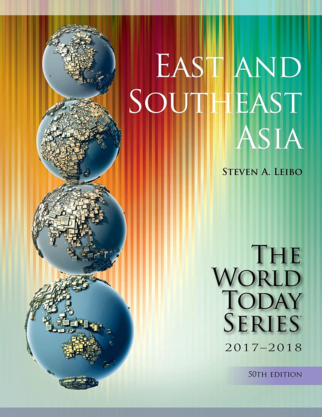 結び目嫌がる通行人East and Southeast Asia 2017-2018 (World Today (Stryker)) (English Edition)