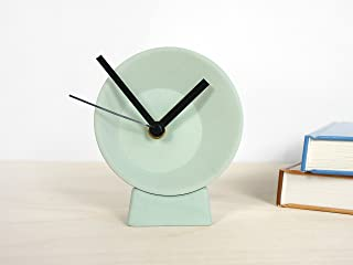Fuori Centro Orologio da Tavolo - Off Center Desk Clock - Olandese - Design - Ceramica - Elettrodomestici - Living - Colou...