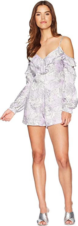 Edrie Frill Playsuit