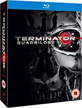 Terminator 1-4 Set  Region-Free