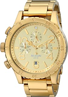 nixon 48-20 gold