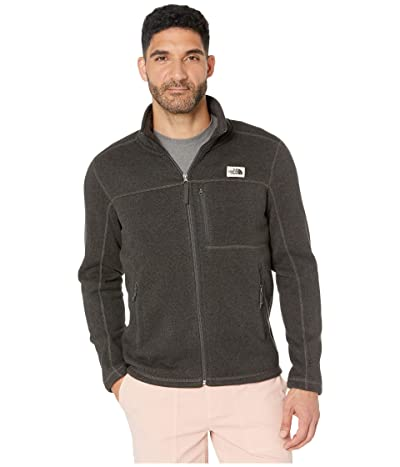 The North Face Gordon Lyons Full Zip (TNF Dark Grey Heather) Men