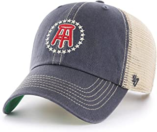 Barstool Sports 47 Brand Mesh Back Navy Hat from, Perfect for Tailgating, College Fraternities, Weekend Sports
