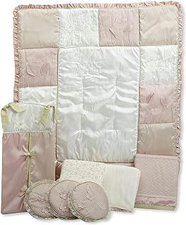 Cocalo 8 Piece Crib Bedding Set, Sienna (Discontinued by Manufacturer)