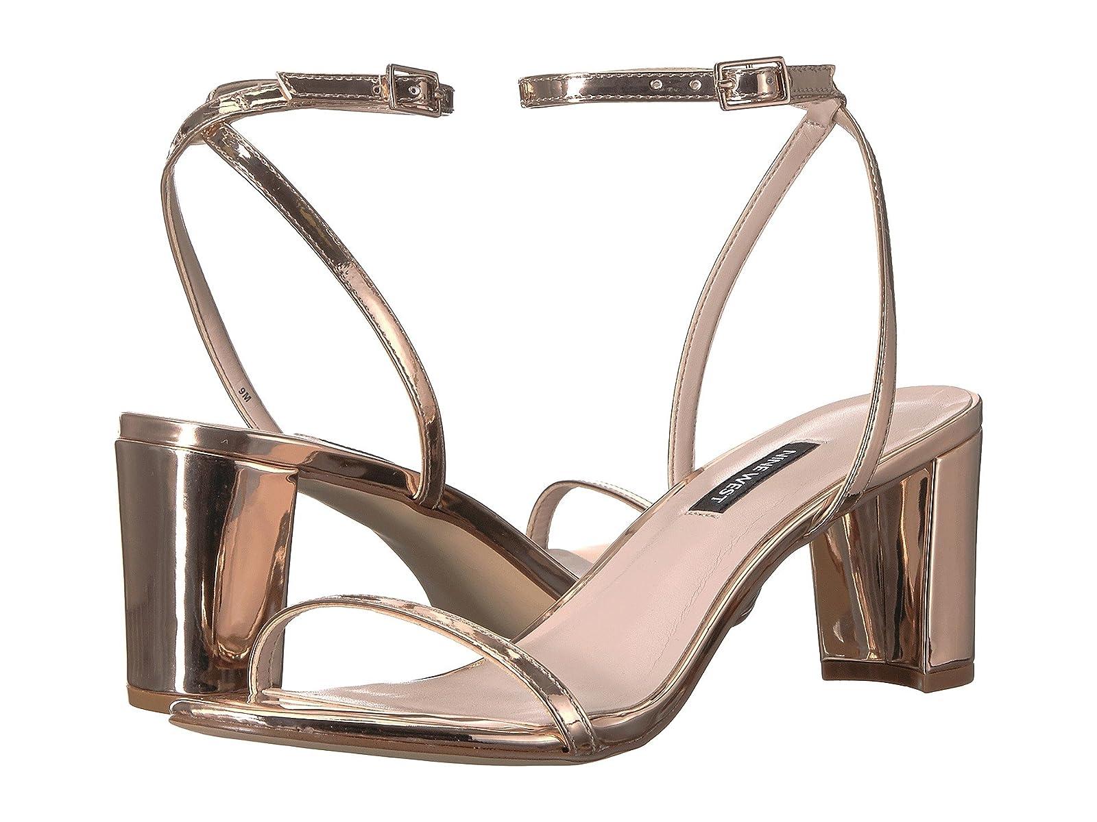Nine West Provein Block Heel SandalCheap and distinctive eye-catching shoes