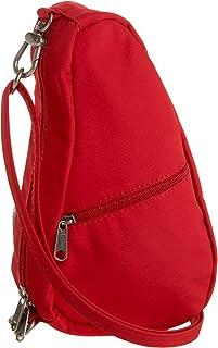 AmeriBag Microfiber Baglett Shoulder Bag