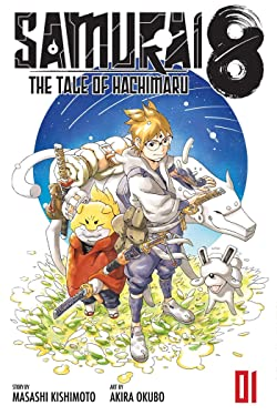 Samurai 8: The Tale of Hachimaru, Vol. 1 (1)