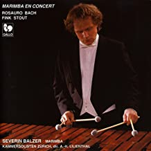 concerto for marimba and string orchestra
