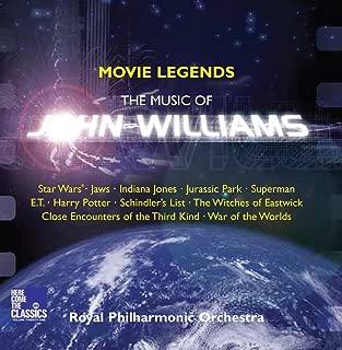 Movie Legends: The Music of John Williams Original Soundtrack