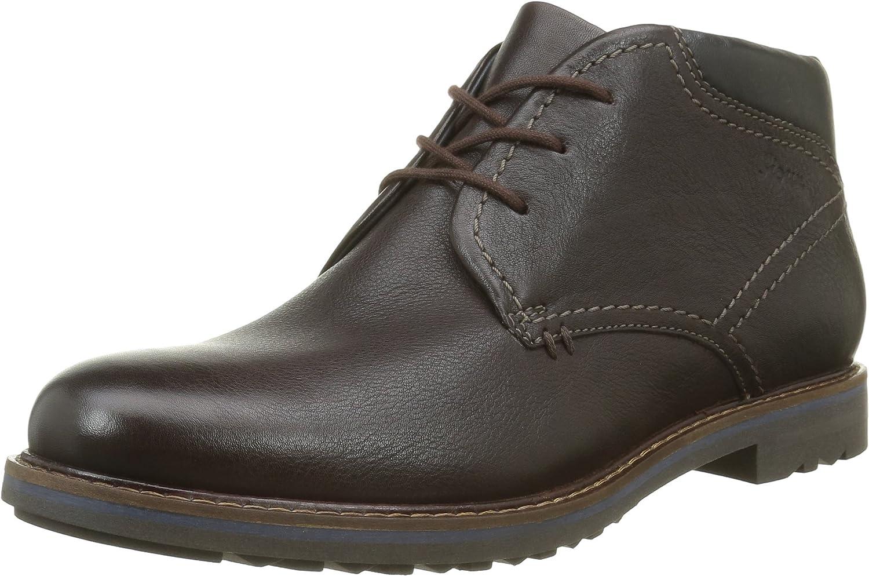 Sioux Men's Dimos-XL Ankle Boots